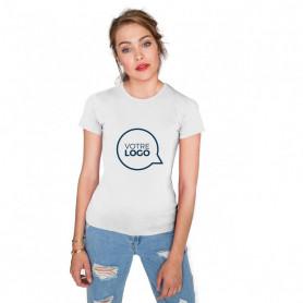 Tee-shirt femme Regent Women blanc