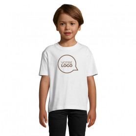 Tee-shirt Imperial Kids blanc