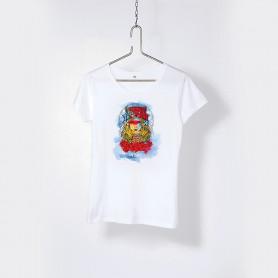 Tee-shirt coton bio Tempo Women blanc