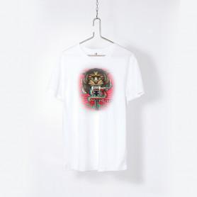 Tee-shirt coton bio Tempo blanc