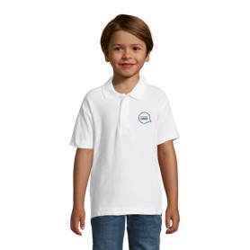 Polo Summer II Kids blanc