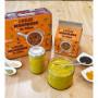 Votre cadeau : l'atelier moutarde Radis et Capucine