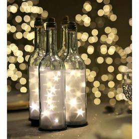 Votre cadeau : la bouteille lumineuse