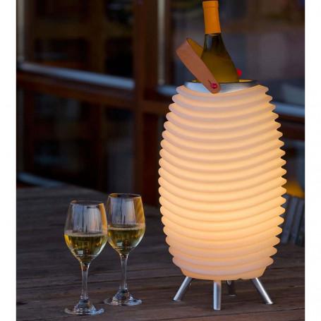 Votre cadeau : la lampe enceinte Synergy S