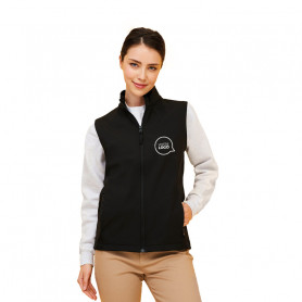 Bodywarmer softshell Race Women