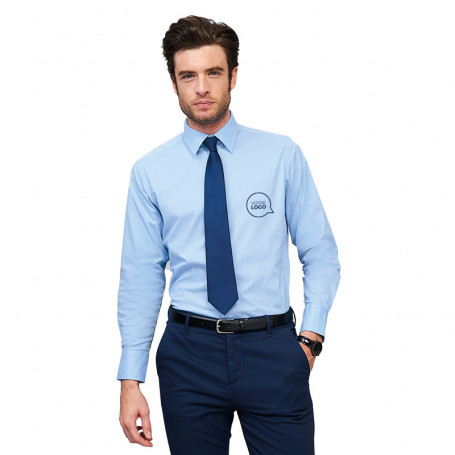 Chemise manches longues homme Brighton