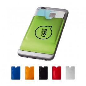 Porte-carte anti-RFID pour smartphone Wex