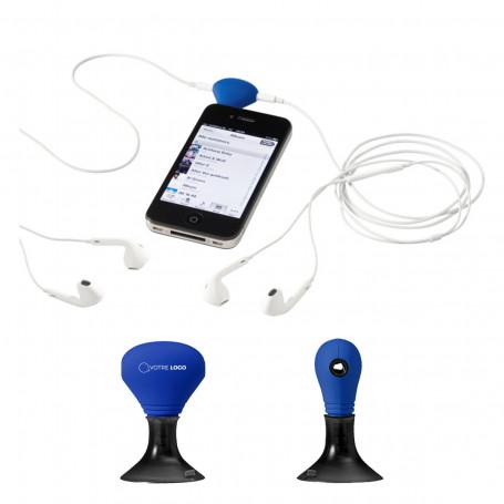 Support téléphone hub audio Spartacus