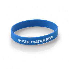 Bracelet silicone Jess sérigraphie 1 couleur
