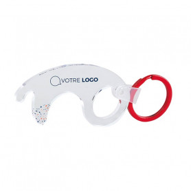 Porte-clés hygiène Royan