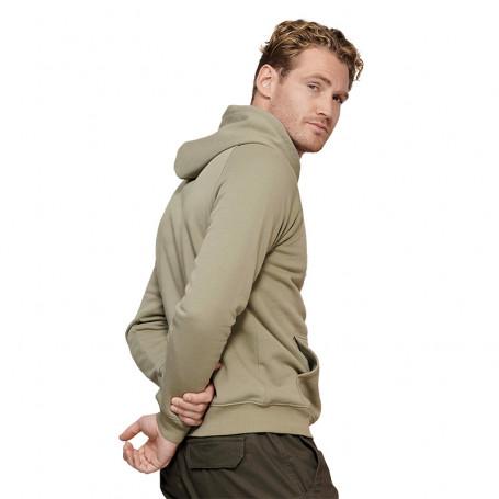 Sweat-shirt à capuche coton bio Stellar