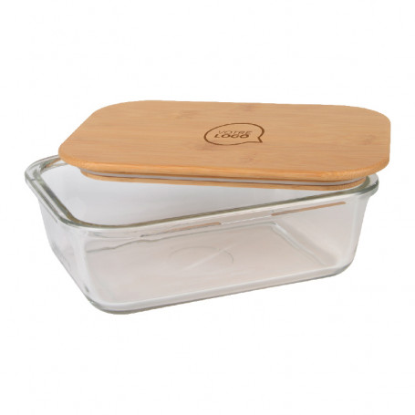 Lunch box en bambou RIWAL