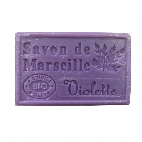 Savon de Marseille personnalisé
