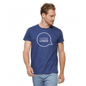 Tee-shirt coton bio Crusader couleur
