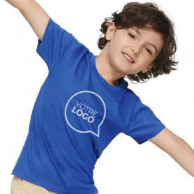 Tee-shirt coton bio Pioneer Kids couleur