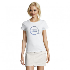 Tee-shirt Imperial Women blanc