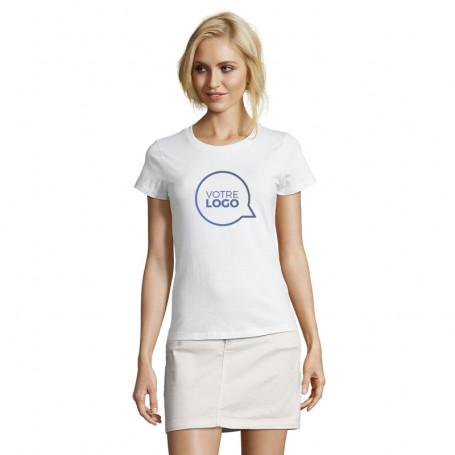 Tee-shirt Imperial Women blanc
