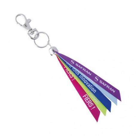 Porte-clés  ruban Layton