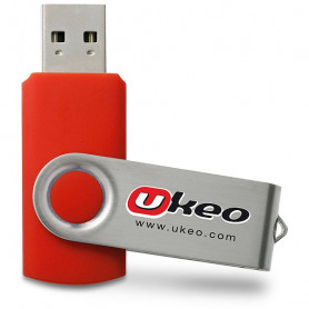 Clé USB Swivel 4 Go