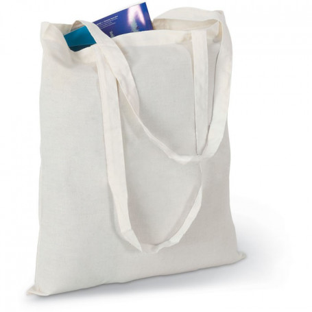Sac shopping anses longues Cottonel