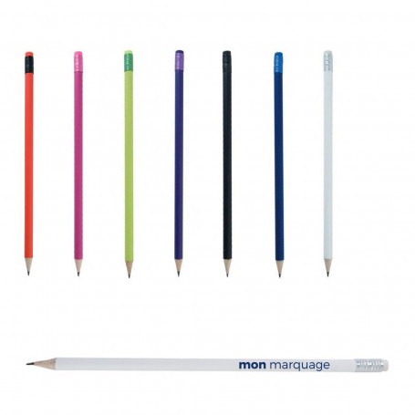 Crayon de papier avec gomme CFC