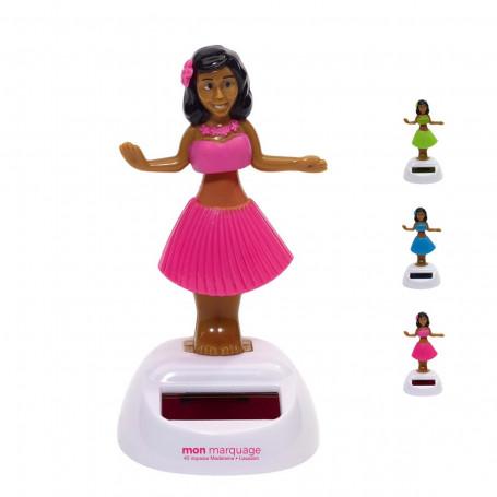 Figurine solaire Hula