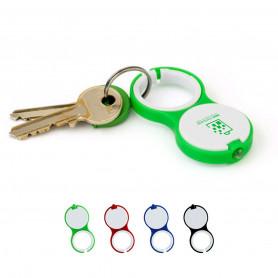 Porte-clés lampe Sliding