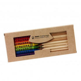 Etui 19 crayons Picture