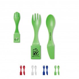 Set de couverts Pinzas