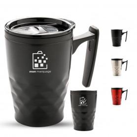 Mug isotherme Geometric