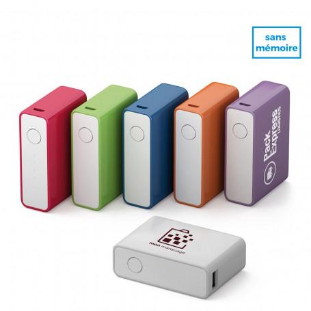 Batterie 2 en 1 Gyver sans mémoire