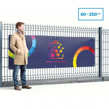 Banderole PVC 60x250 cm
