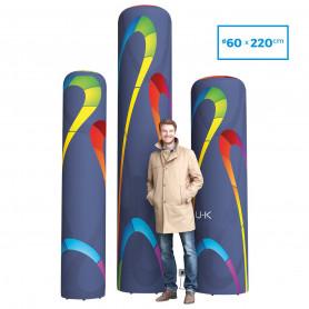 Colonne gonflable Captair Easy ø60x220 cm