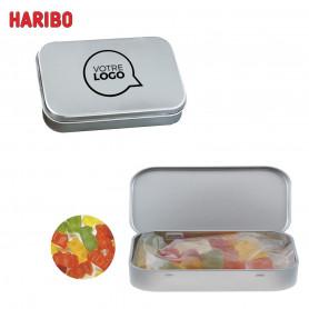 Boîte bonbon Haribo L'Ours d'Or