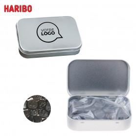 Boîte bonbon Haribo Réglisse