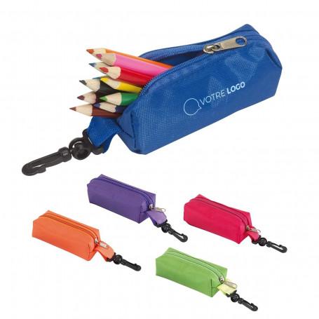 Trousse 12 crayons Ferdinando
