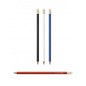 Crayon Bic Ecolution avec gomme