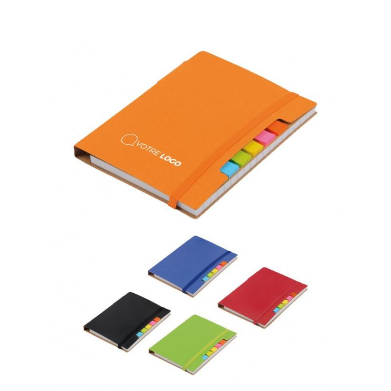 Carnet marque-pages avec stylo Avon
