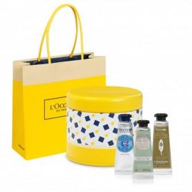 Votre cadeau : le trio de crème L'Occitane en Provence