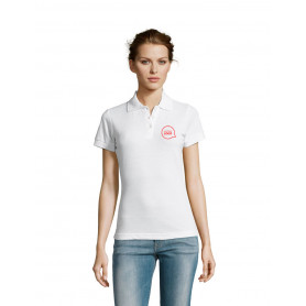 Polo Prime Women blanc