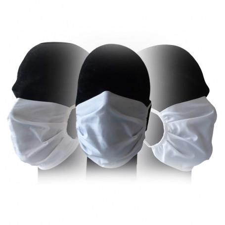 Masque de protection lavable polyester FRANCE