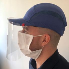 Visioclip pour casque ou casquette FRANCE